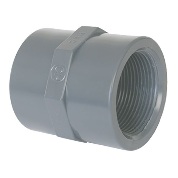 ADAPTOR SOCKETS PVC
